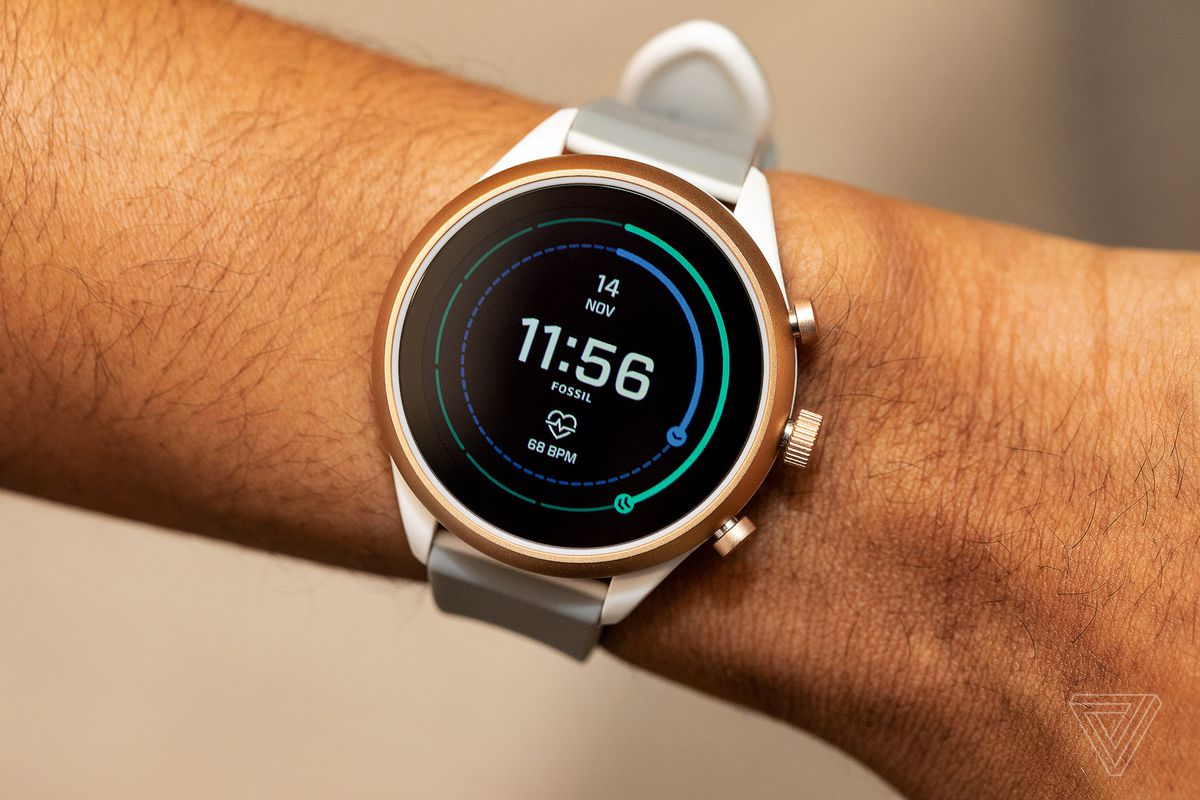 Fossil Sport Smartwatch review: new watch, same old tricks - The Verge