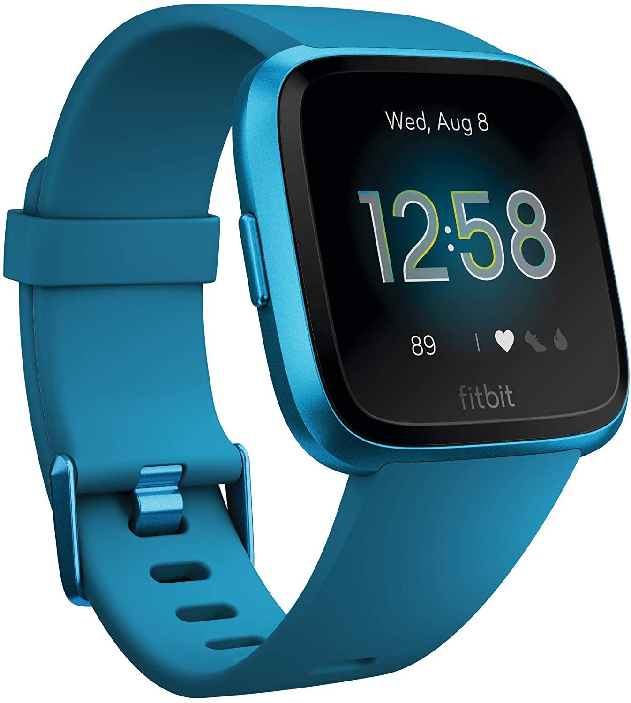 Amazon.com: Fitbit Versa Lite Edition Smart Watch, One Size (S & L