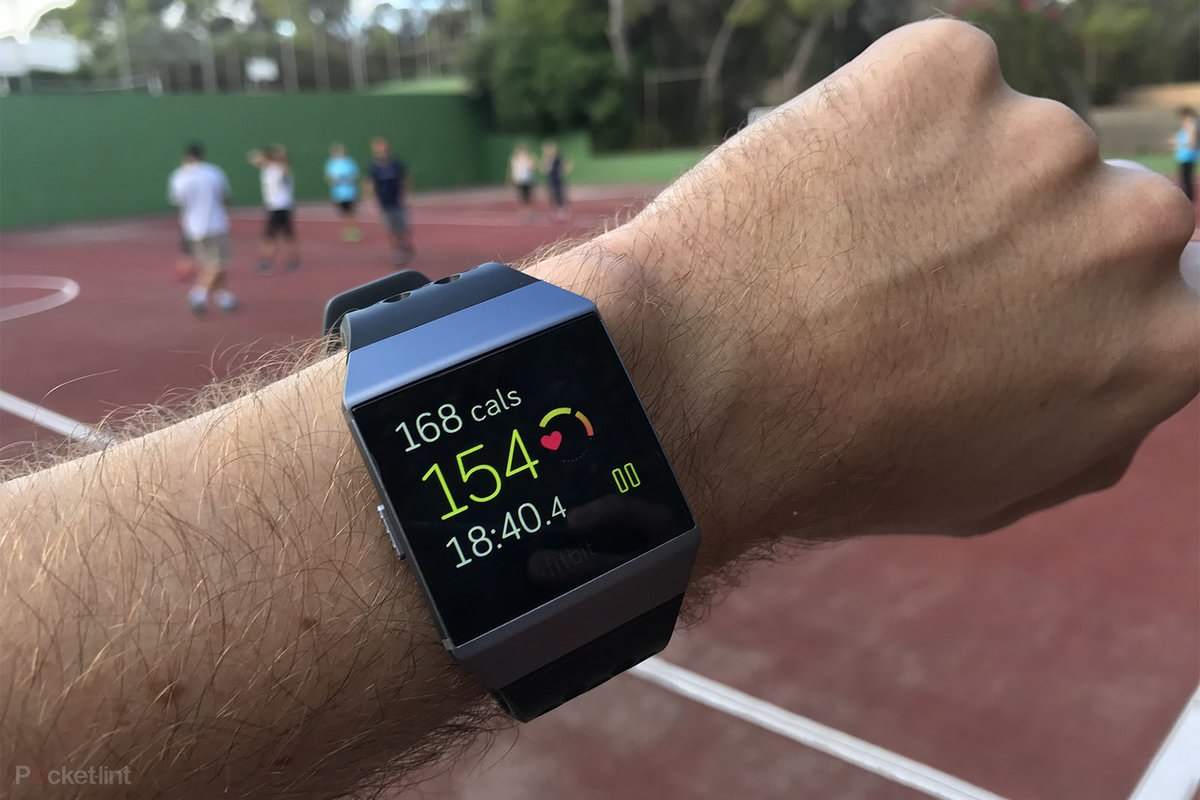 Fitbit Ionic review: Bridging fitness tracker and smartwatch di