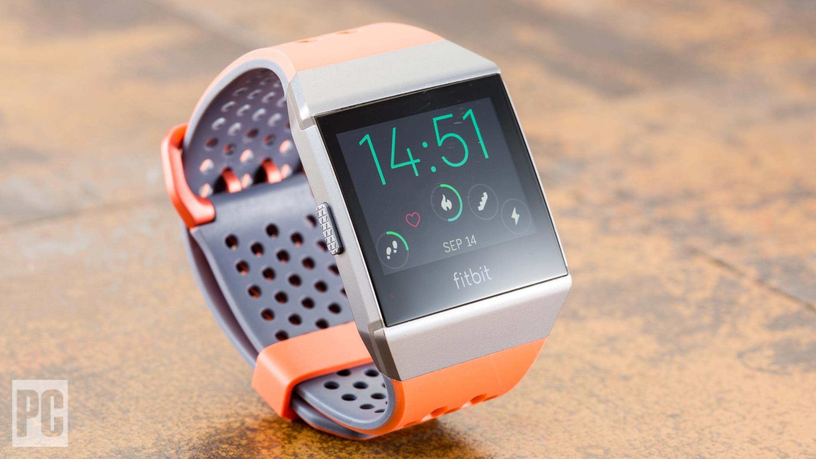Fitbit Ionic Review | PCMag