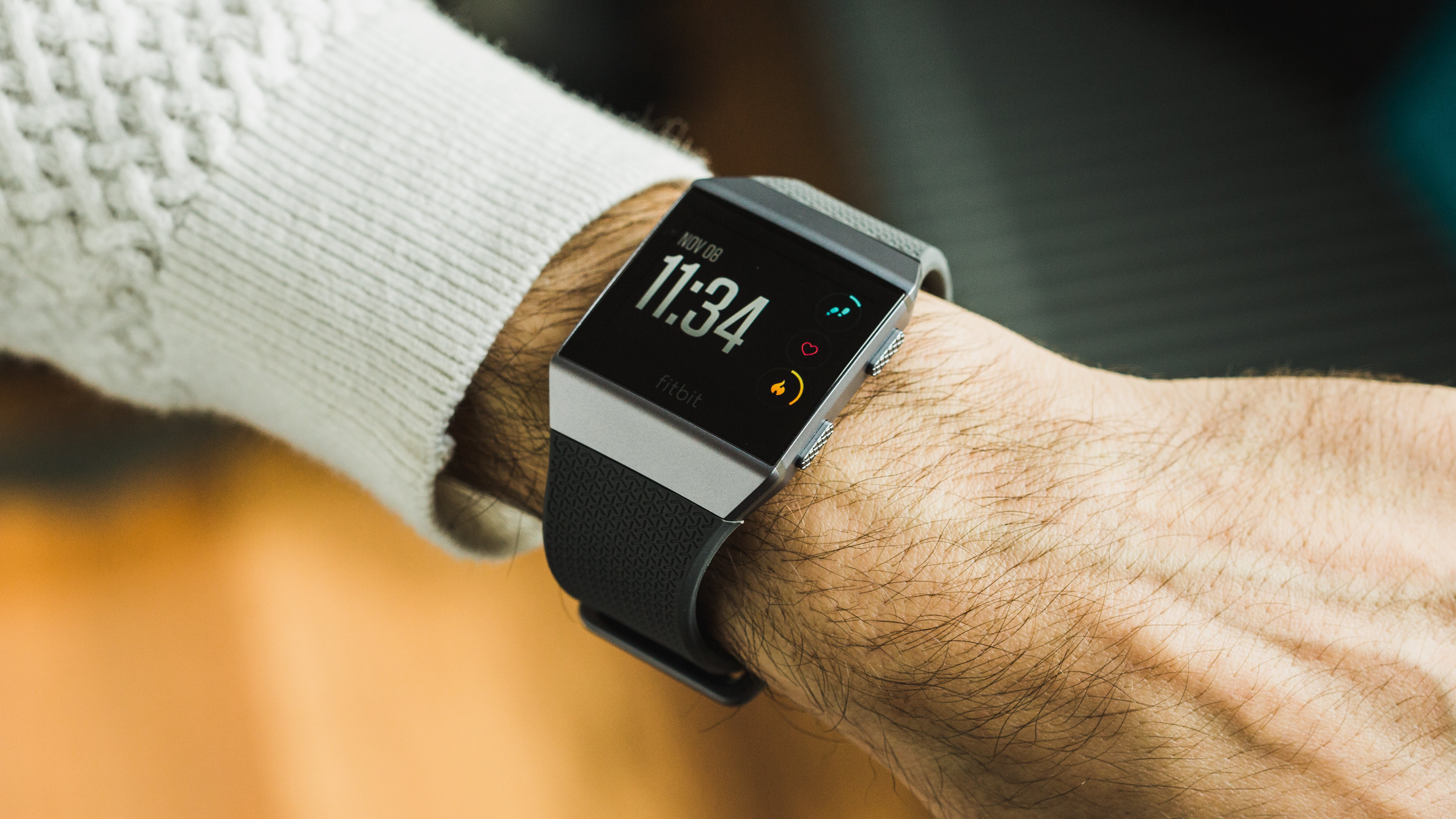 Fitbit Ionic review: The sporty smartwatch | AndroidPIT