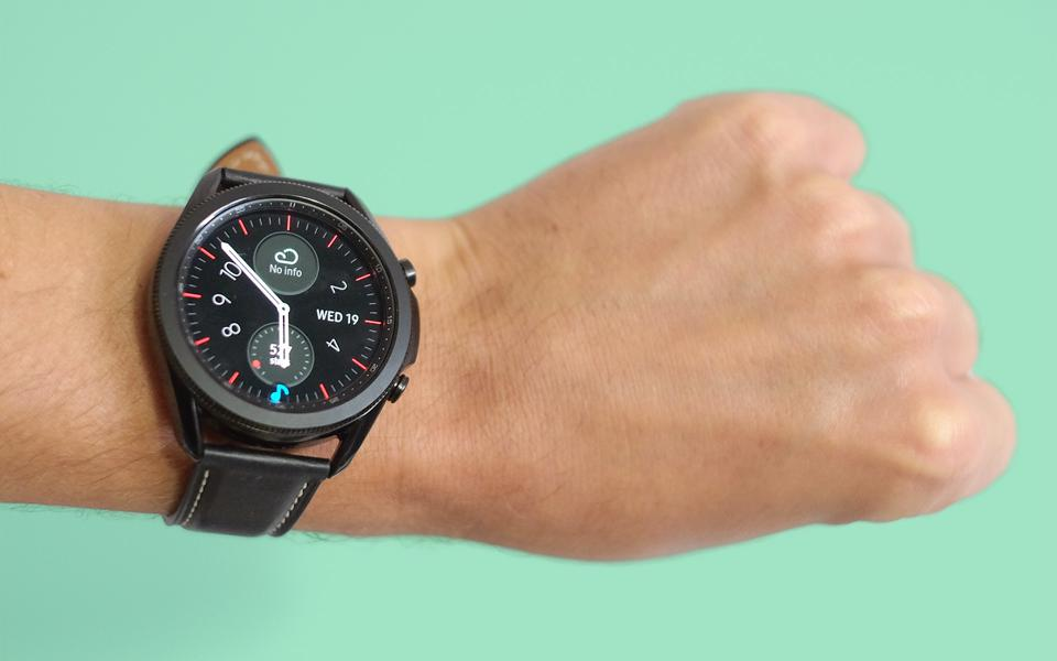 Samsung Galaxy Watch 3 Review: A Killer Smartwatch With One Flaw